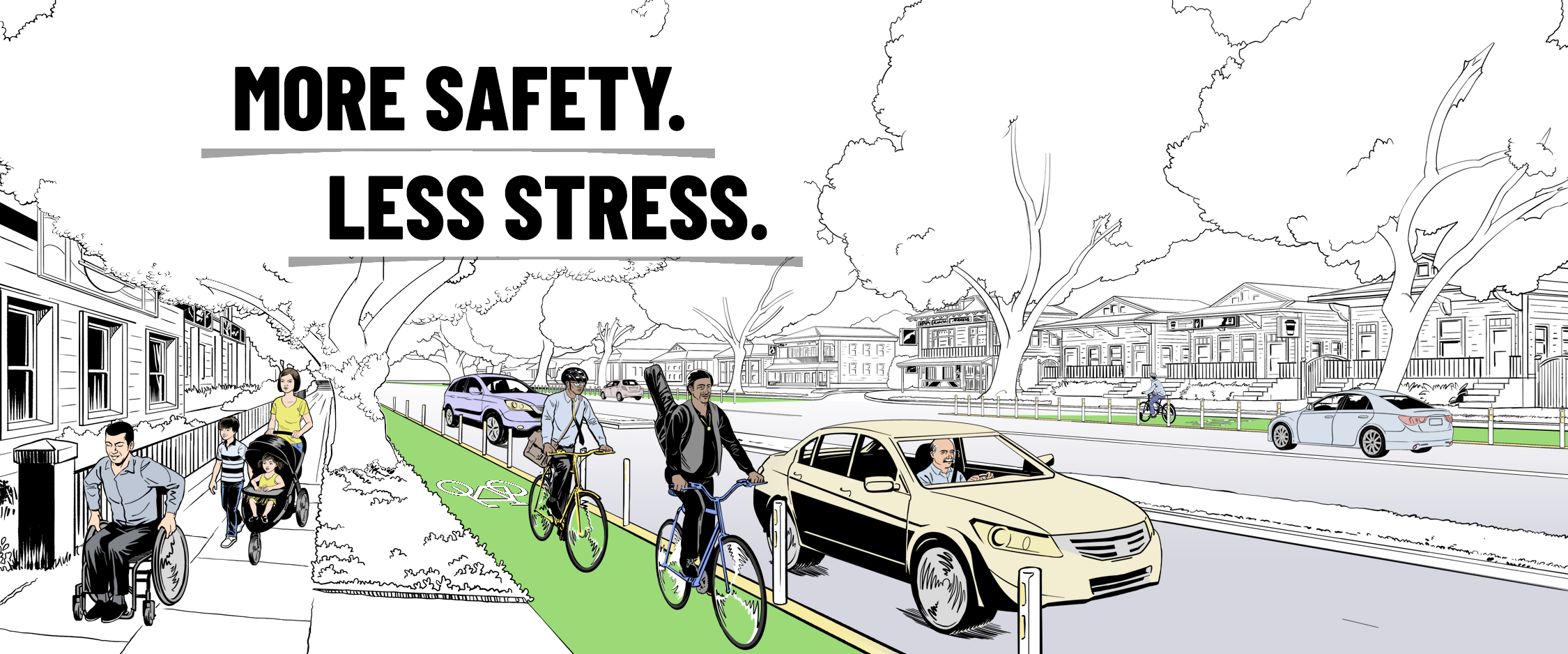 More Safety. Less Stress.