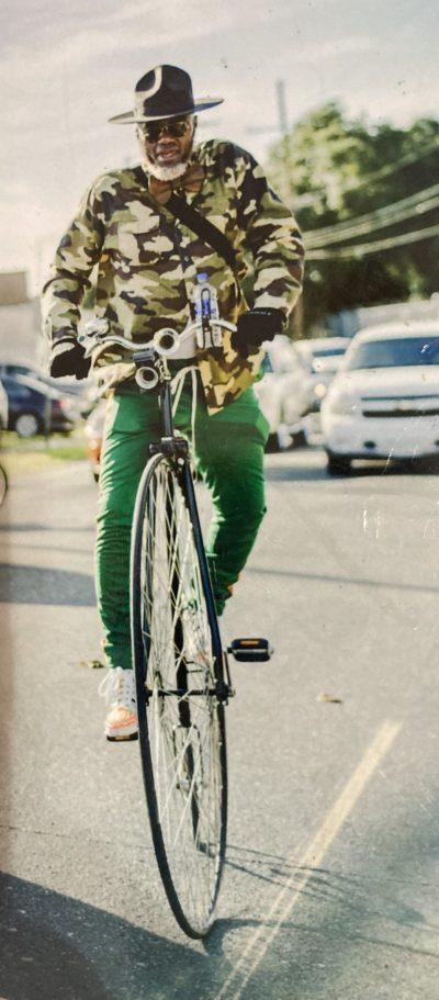 Bikeman - Green